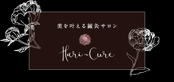 美を叶える鍼灸サロンHari-Cure